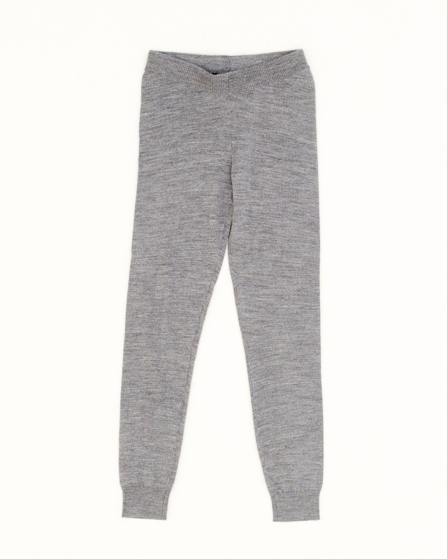 Aza leggings - grey melange
