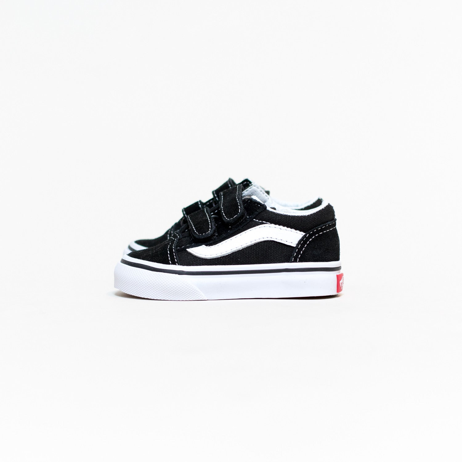 Kids Old Skool V - black/true white - KID - 1