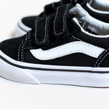 Kids Old Skool V - black/true white - KID - 6