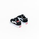 Kids Old Skool V - black/true white - KID - 9