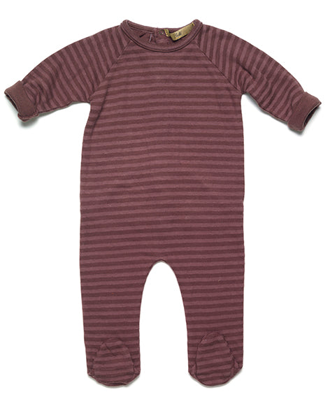 Kwan jumpsuit - raisin