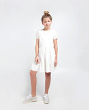 Florence dress - off white