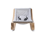 Baby rocker levo - sweet grey - KID - 5