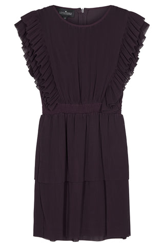 Kennedy Dress - Rouge Noir