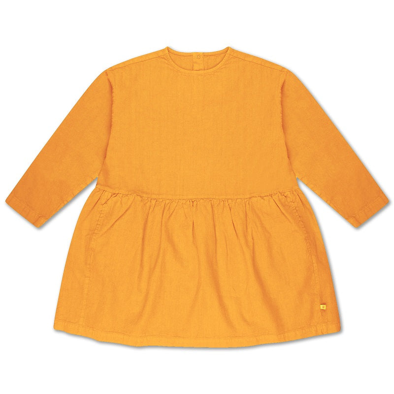 Twirl Dress - Sun Gold