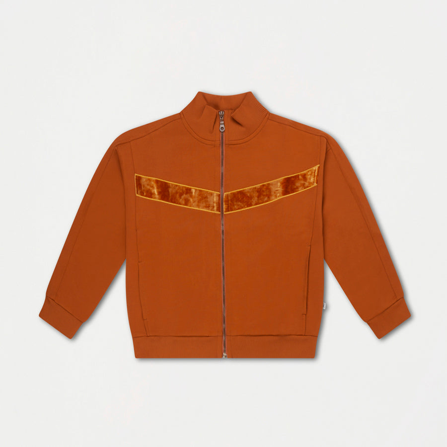 Track Jacket / Spice Gold