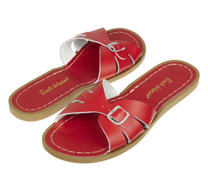 The classic slides - Red