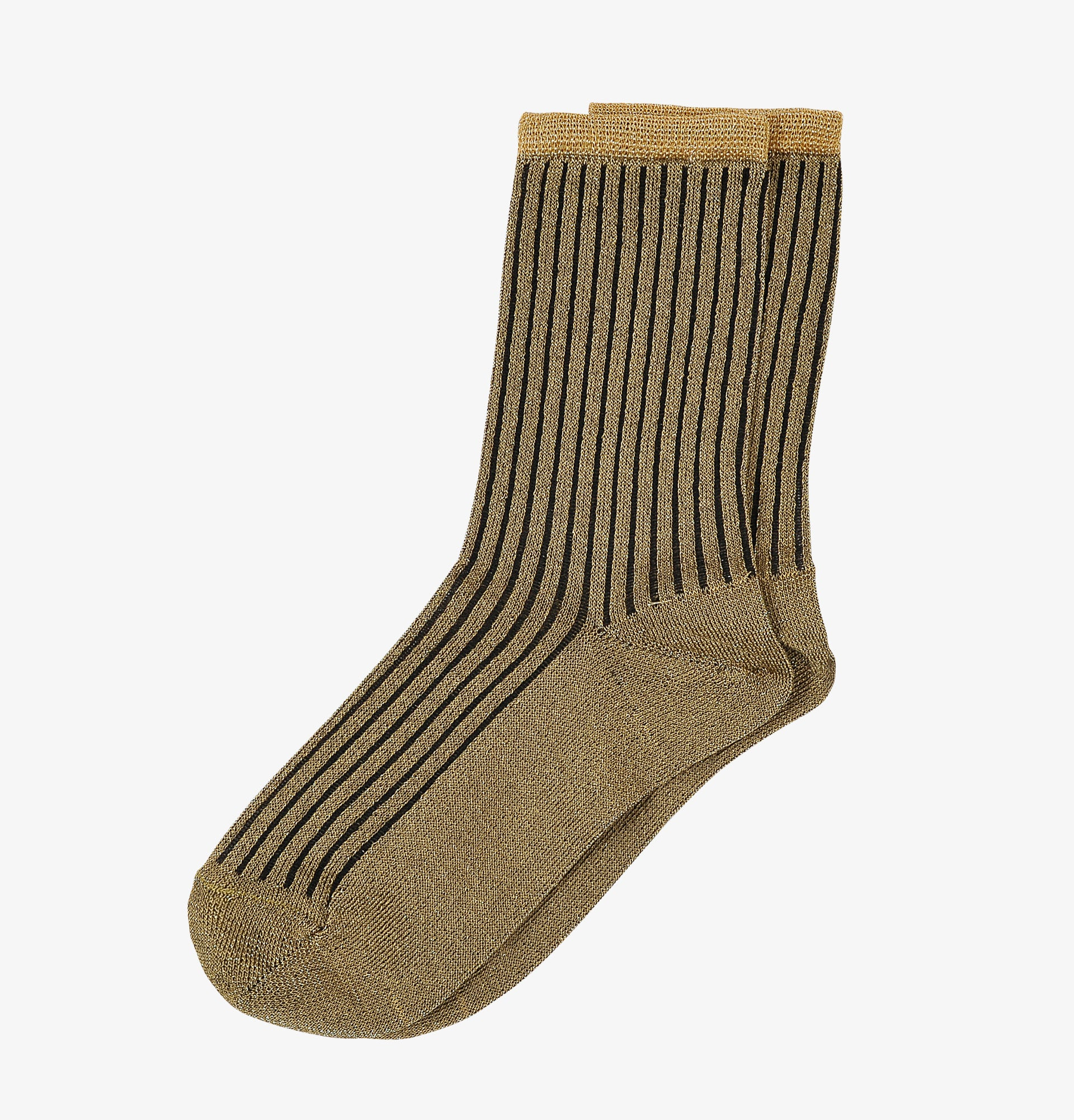 Echine Socks - Gold
