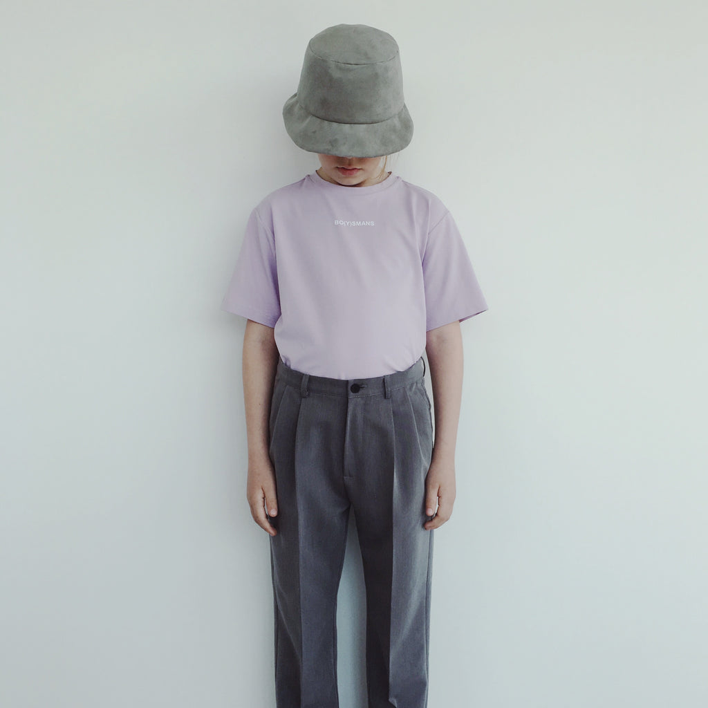 Suit Pants - Grey