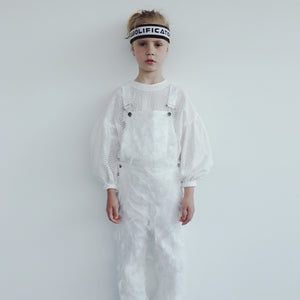 Overall - Fringe Off White