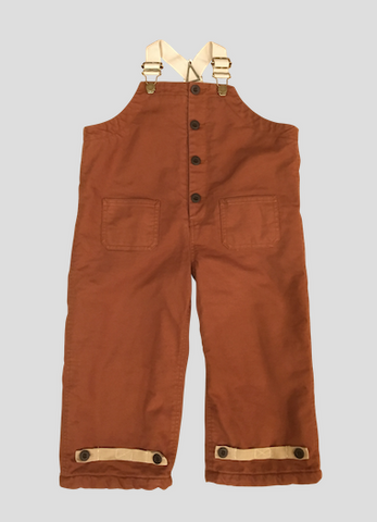 Deck Pants - Terracotta