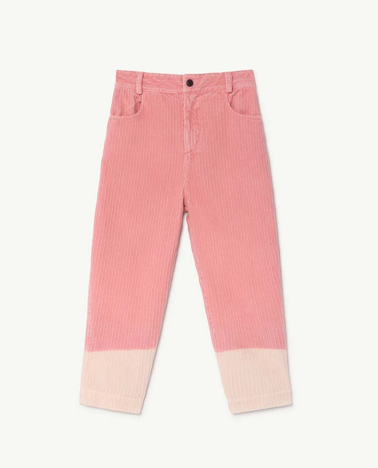 Elephant Kids Pants - Pink