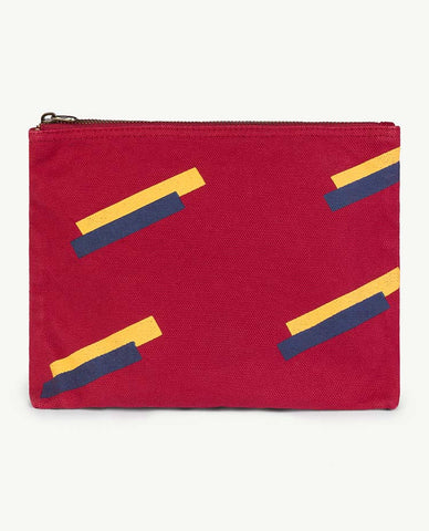 Onesize Pouch - Red Apple 80'S