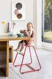 Tibu high chair - gentle white - KID - 2