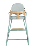Chardon blue cushions for TIBU chair - KID - 2