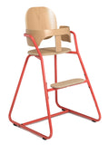 Tibu high chair - bright red - KID - 1