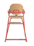 Tibu high chair - bright red - KID - 3