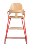 Tibu high chair - bright red - KID - 4