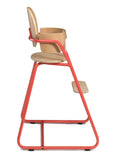 Tibu high chair - bright red - KID - 5