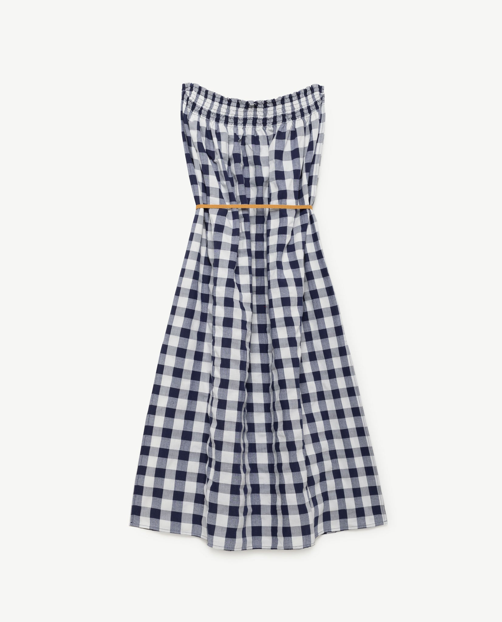 Dolphin kids dress - navy blue peach