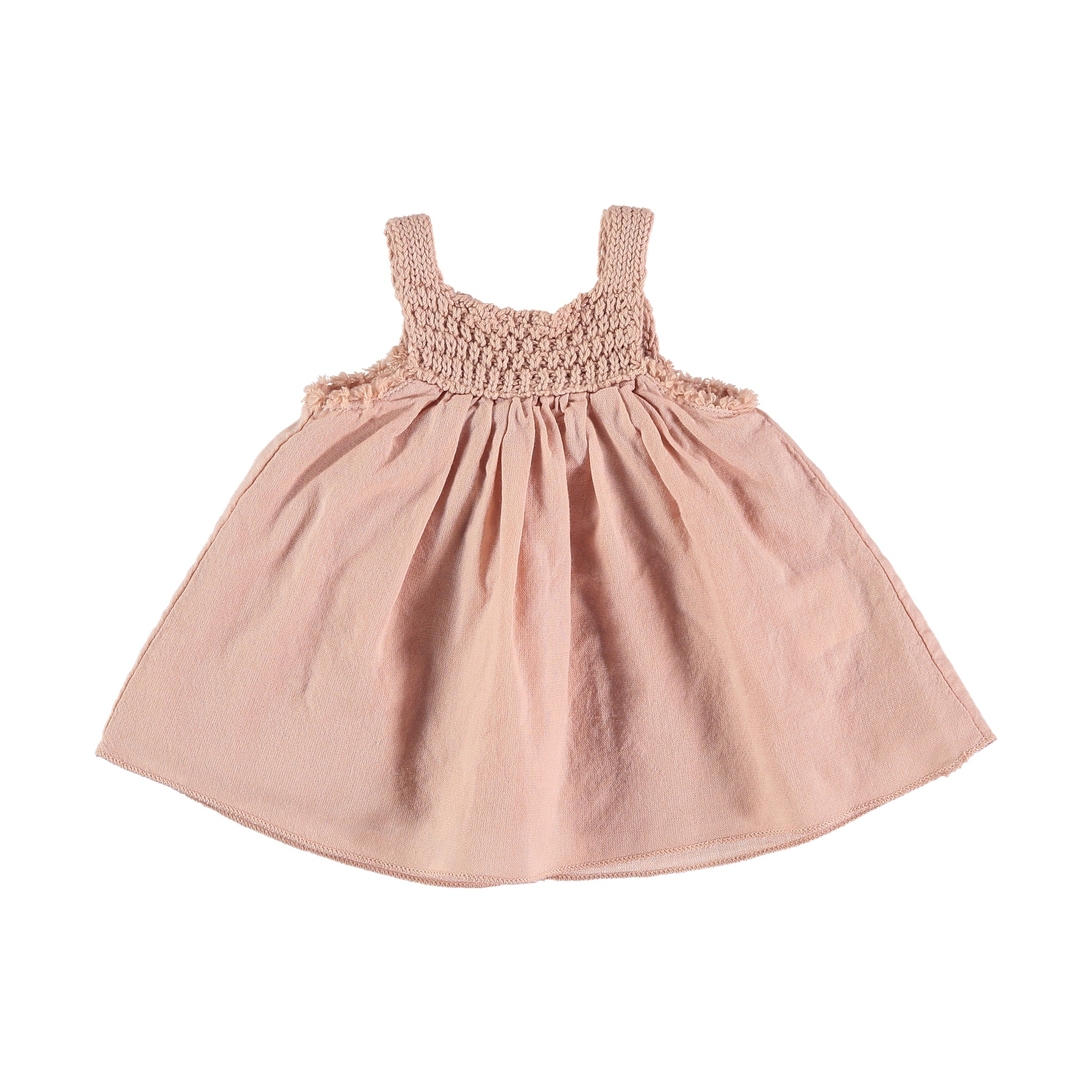 Paris baby dress - rose