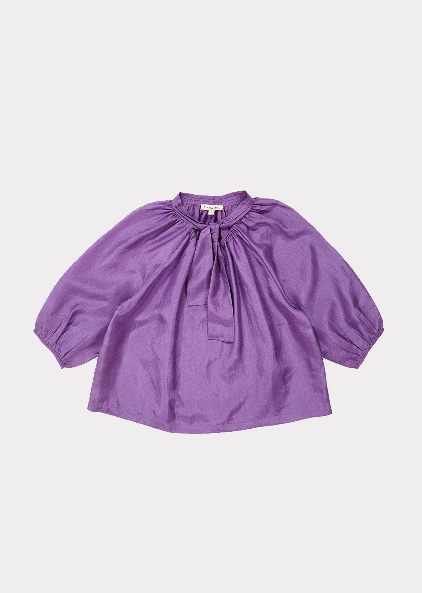 Carme Blouse - Purple