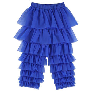 Tulle Pants - Galaxy Blue