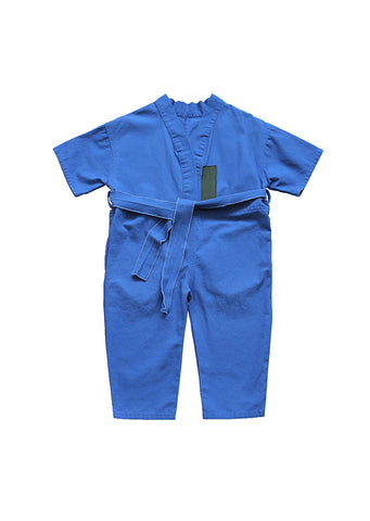 Jumpsuit blue