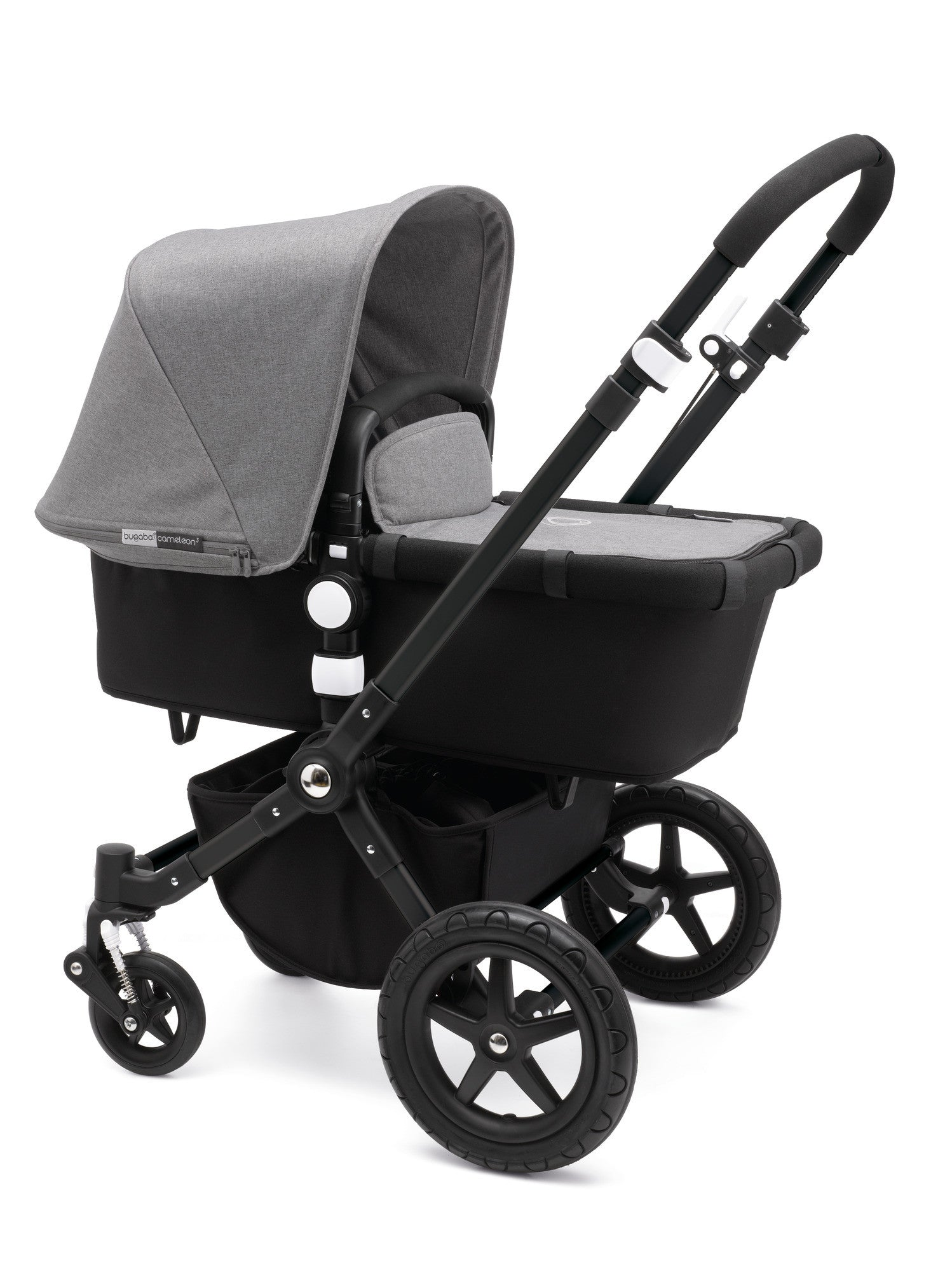 Cameleon³ grey melange/black - KID - 1