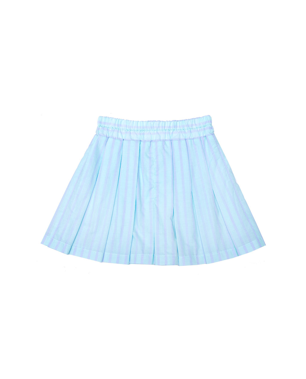 Cotton Shorts - Clover Blue