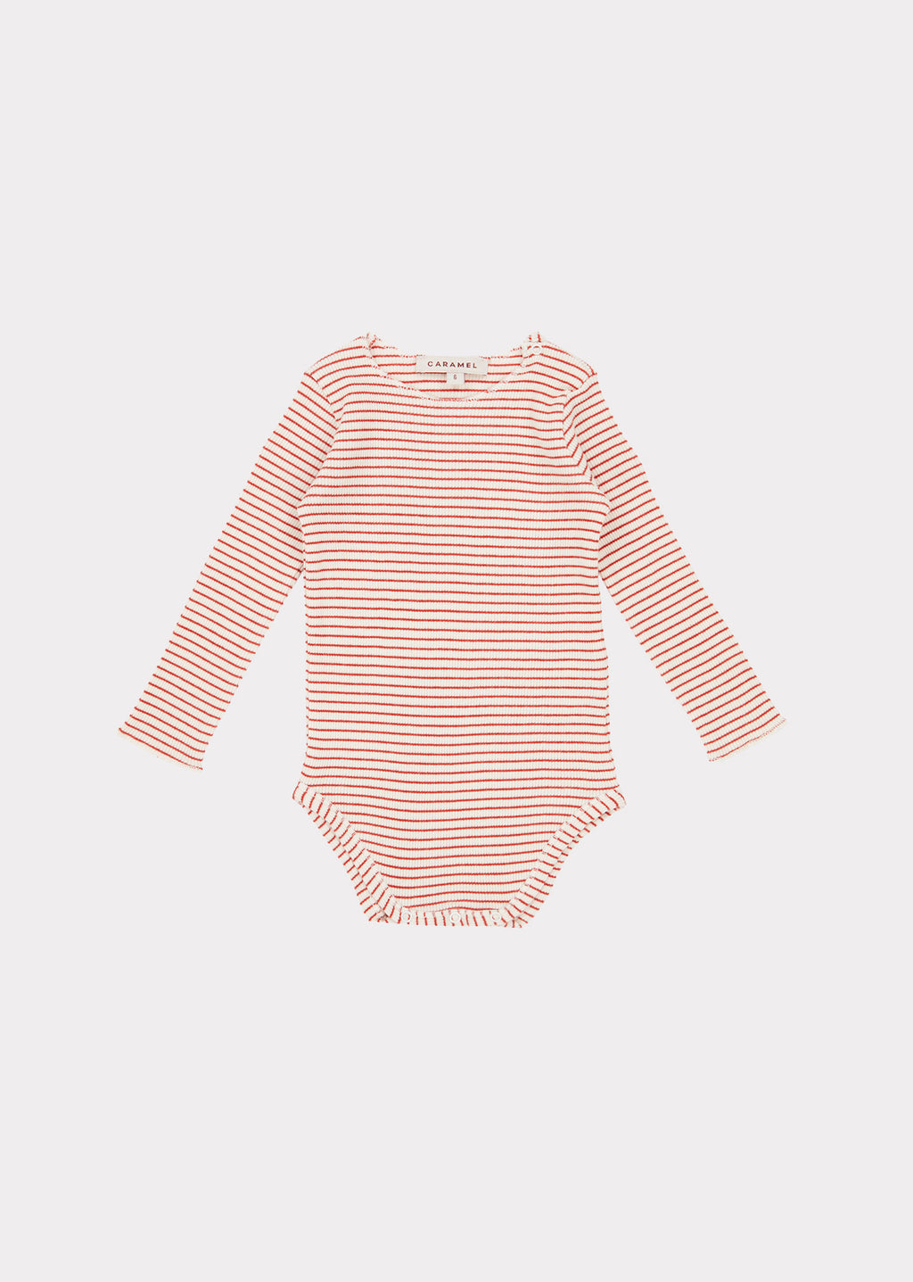 Holland Park Romper - Ecru Stripe