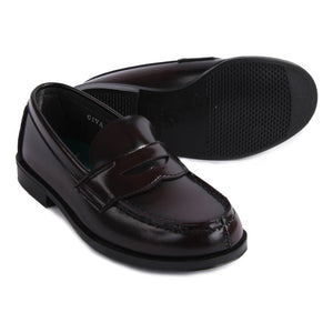 Penny loafers - brown