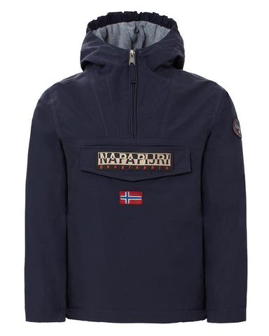 Rainforest jacket winter  - dark blue