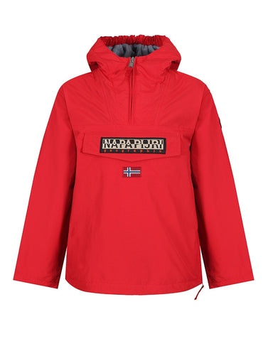 Rainforest jacket winter  - red