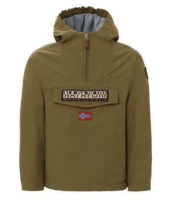 Rainforest jacket winter  - olive