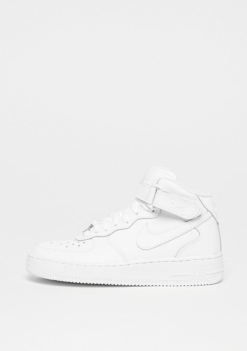 Nike Air Force 1 mid  PS - white