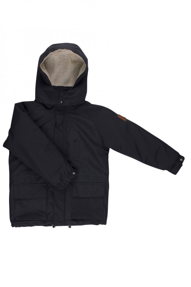 Pathfinder jacket - black