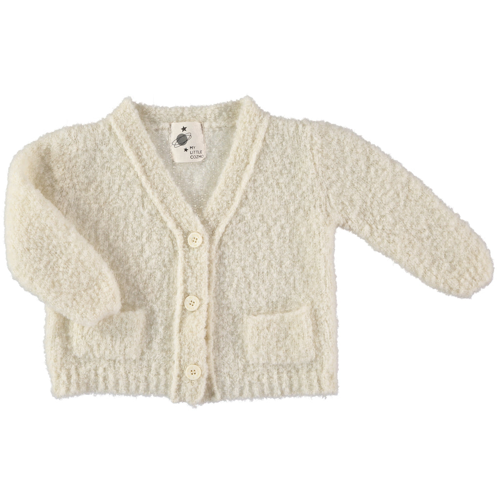 Cardigan Baby Cloud - Ivory