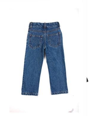 Rodney Jeans - Washed Blue Denim