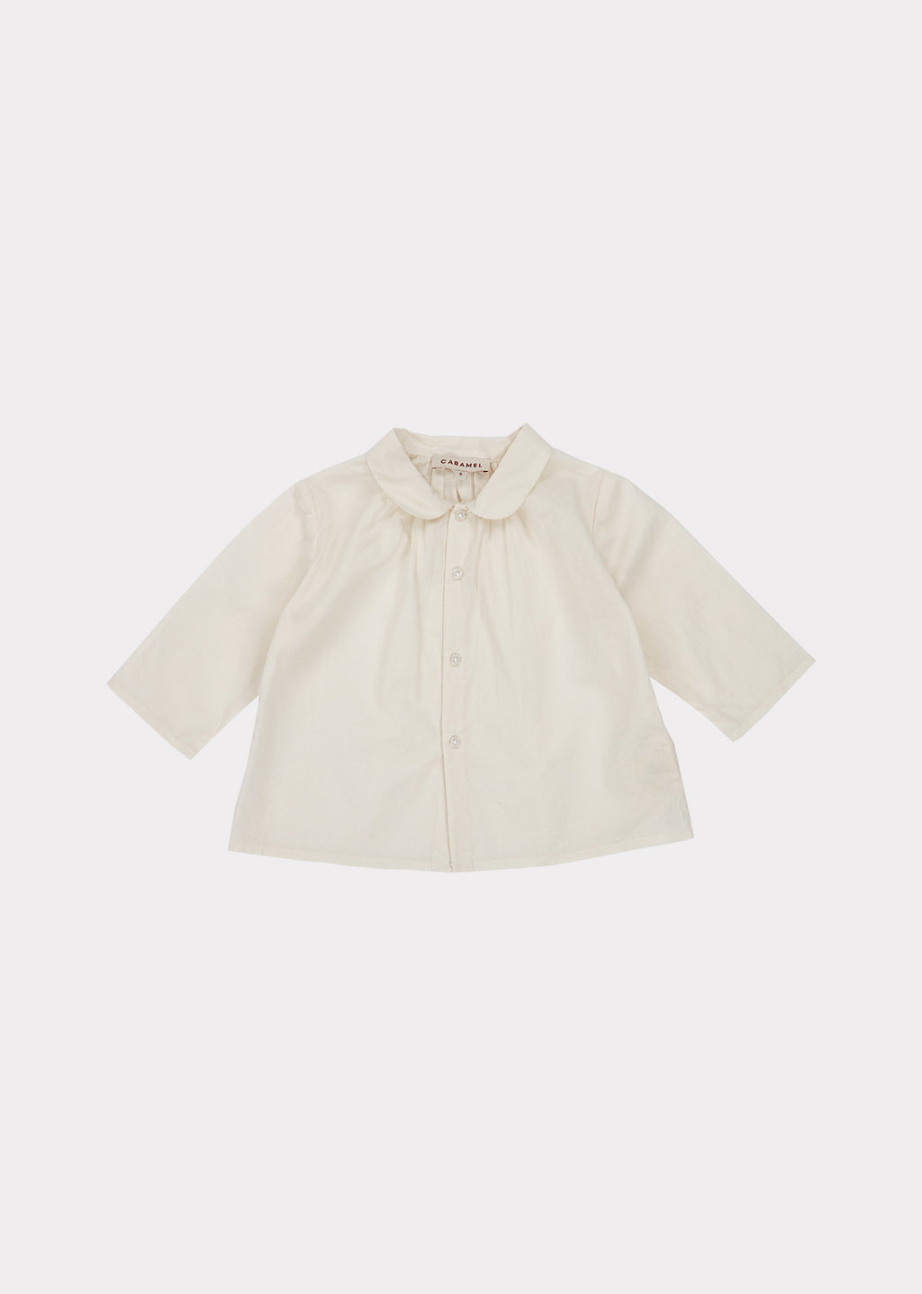 Westminster Baby Shirt - White