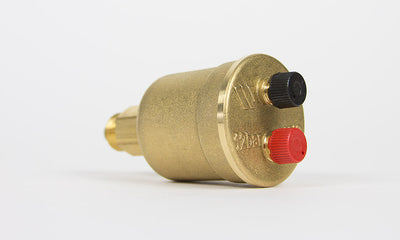 "AAV-C - Auto air vent (3/8"") with shut off valve"