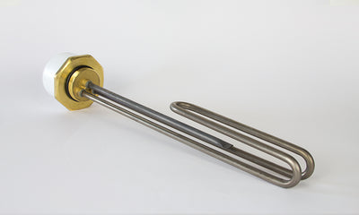 "IM175L/3(Ti)J-C - 1 3/4""  Titanium Immersion heater 3kW"
