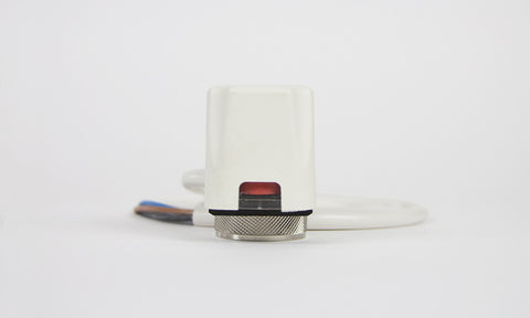 IZV22H4-C - 22mm 4-wire thermoelectric actuator (normally closed)