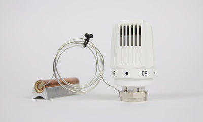 MPPT-C - 40-70ºC mixing valve thermostat with sensor