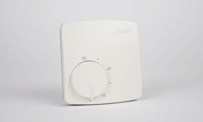 RET230-C - Dial room thermostat