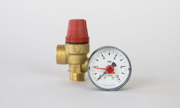 SVPG6-C - Safety Relief Valve