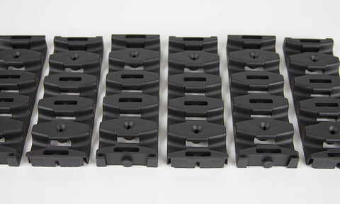 TCT150-C - 150mm Fastrack clips (50 pack)