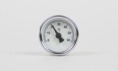 TGD-C - Temperature gauge (33mm) 0 - 60°C