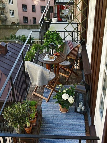 amenager balcon paris