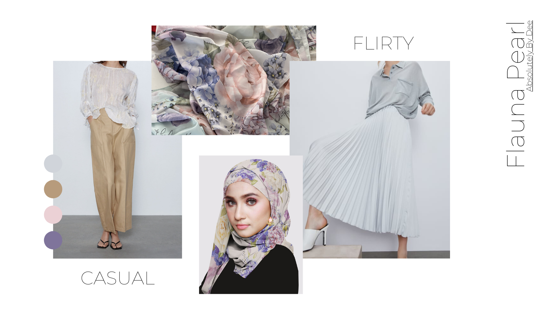 acupofdee, bloom, florals, hijab, modest fashion, style tip, lookbook,